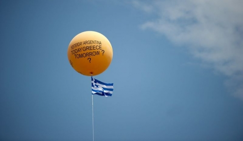 The Greek Debt Crisis: A Misnomer for the European Imperialist Crisis