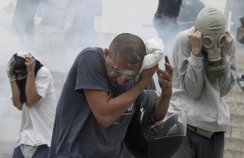 Post image for In Greece, crisis and violence stir a collective trauma