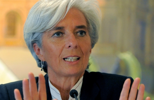Post image for Lagarde to earn $467,940 plus $83,760 benefits as IMF chief