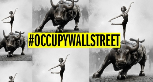 Post image for Call to action: #OCCUPYWALLSTREET