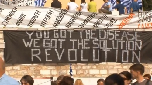 Post image for One world, one revolution — excellent video from Greece