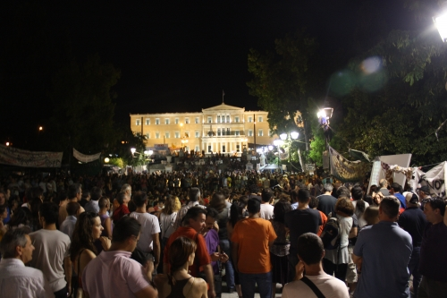 Post image for The Syntagma experiment: democracy from the bottom up