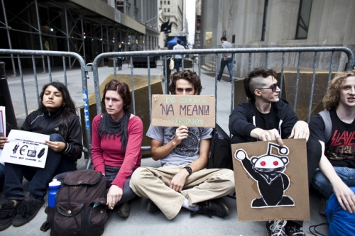 Post image for Statement from the occupation at Wall Street