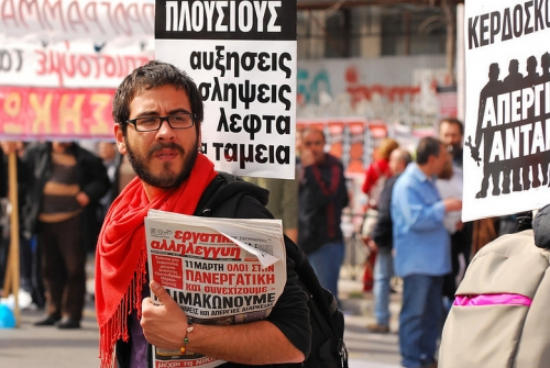 Post image for As crisis deepens, Greece gears up for biggest strike yet