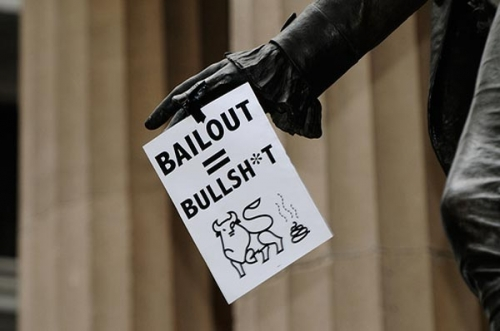 "Post image for More bank bailouts coming: ""what are we fucking stupid?!"""