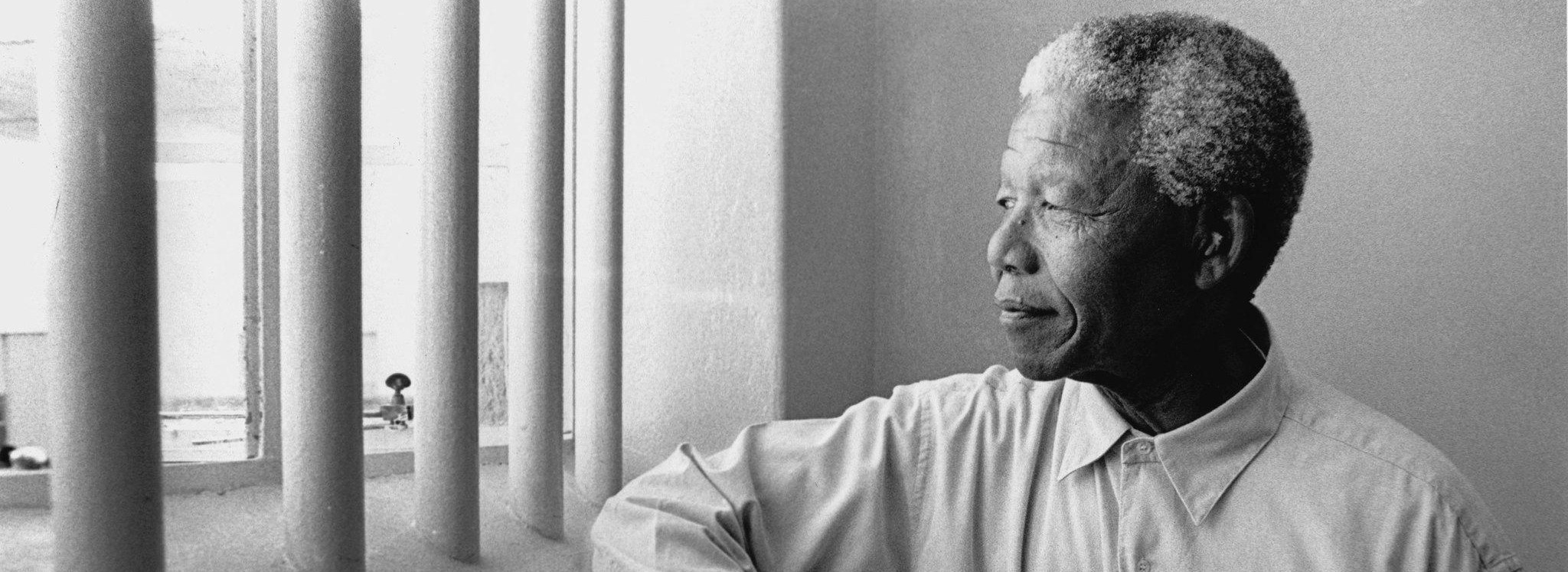 Essay on nelson mandela