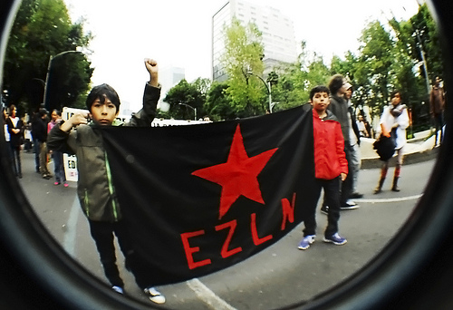 Essay on zapatista movement