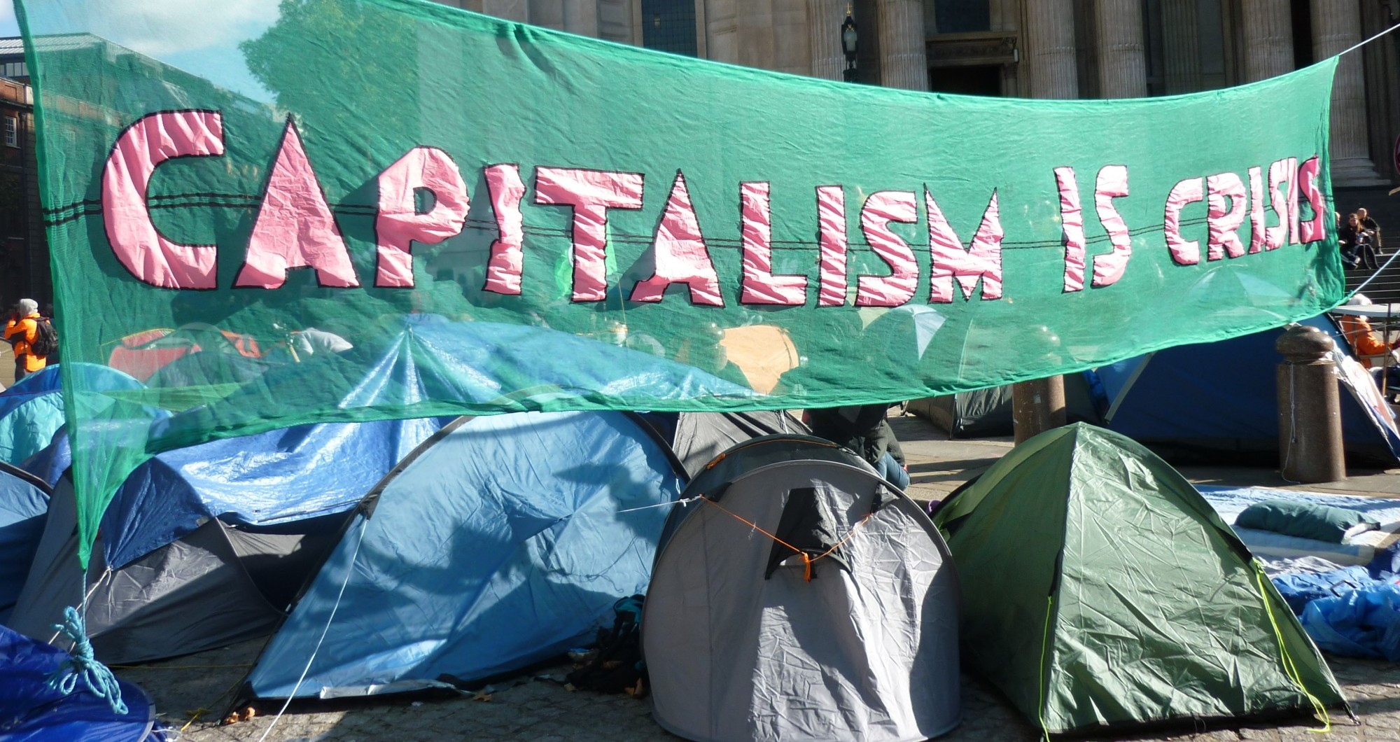 David Harvey: the crisis of capitalism this time around