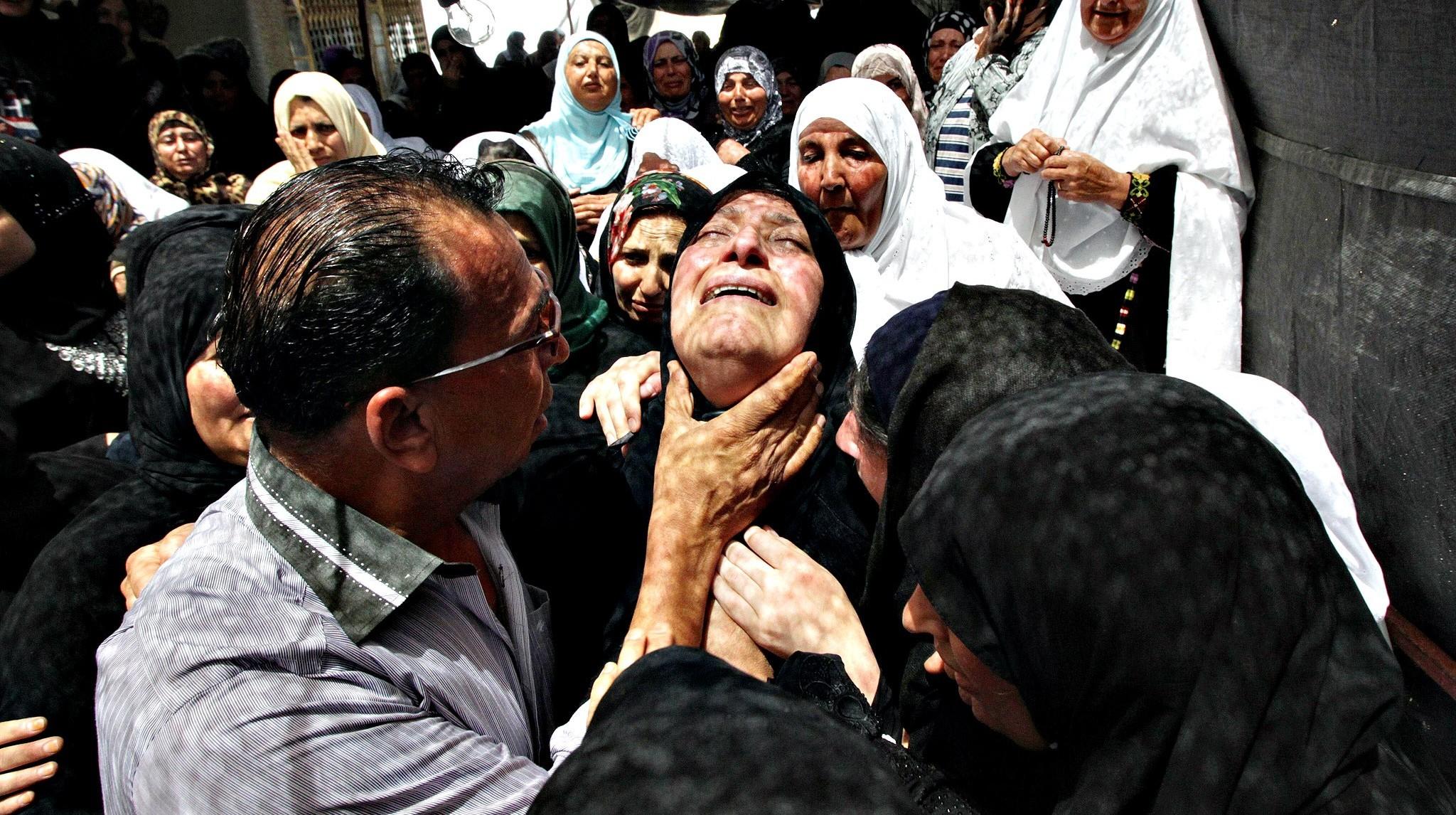 Israel palestine essay