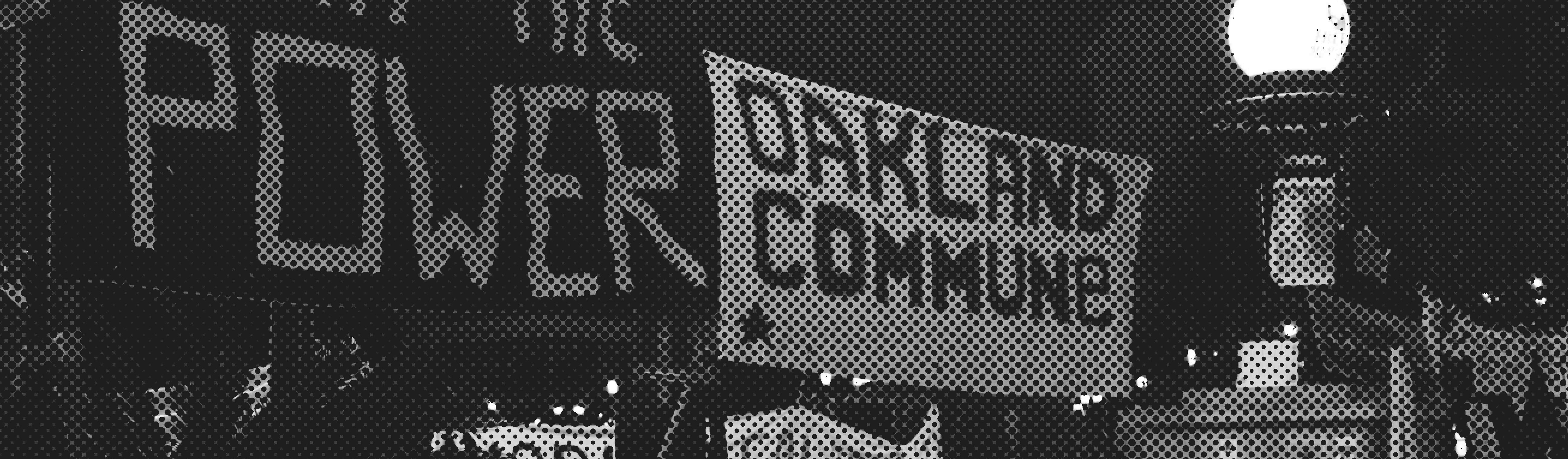 Oakland Commune banner