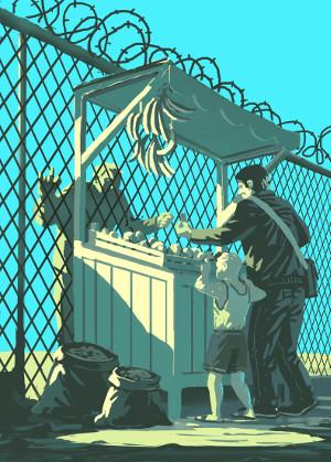 Carlos Delclos illustration small
