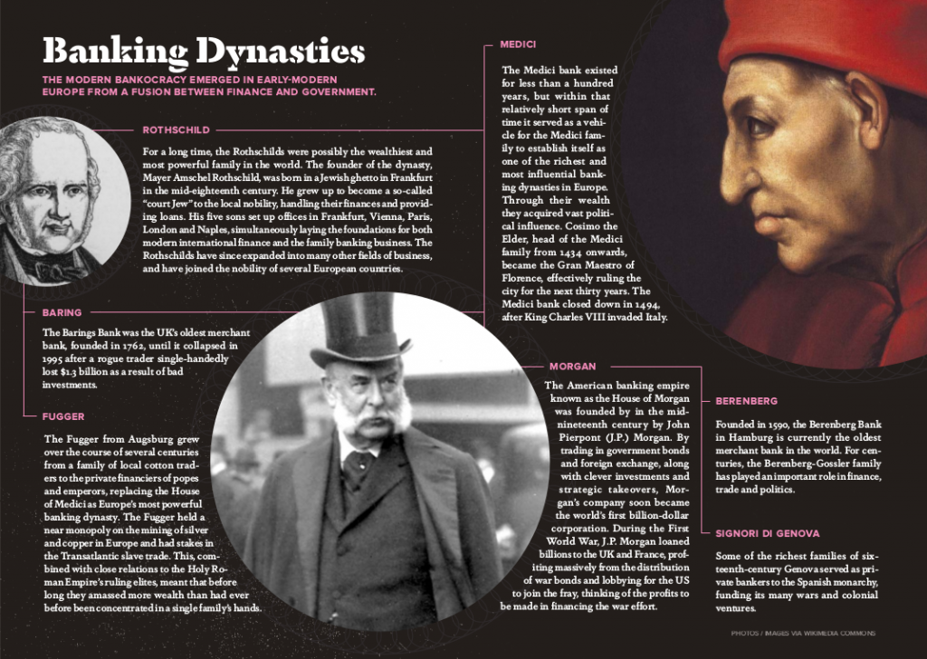Jerome Banking Dynasties
