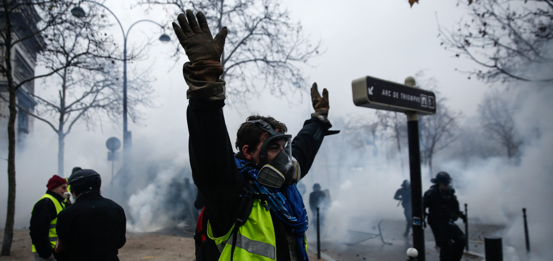 Are The Yellow Vest Racist