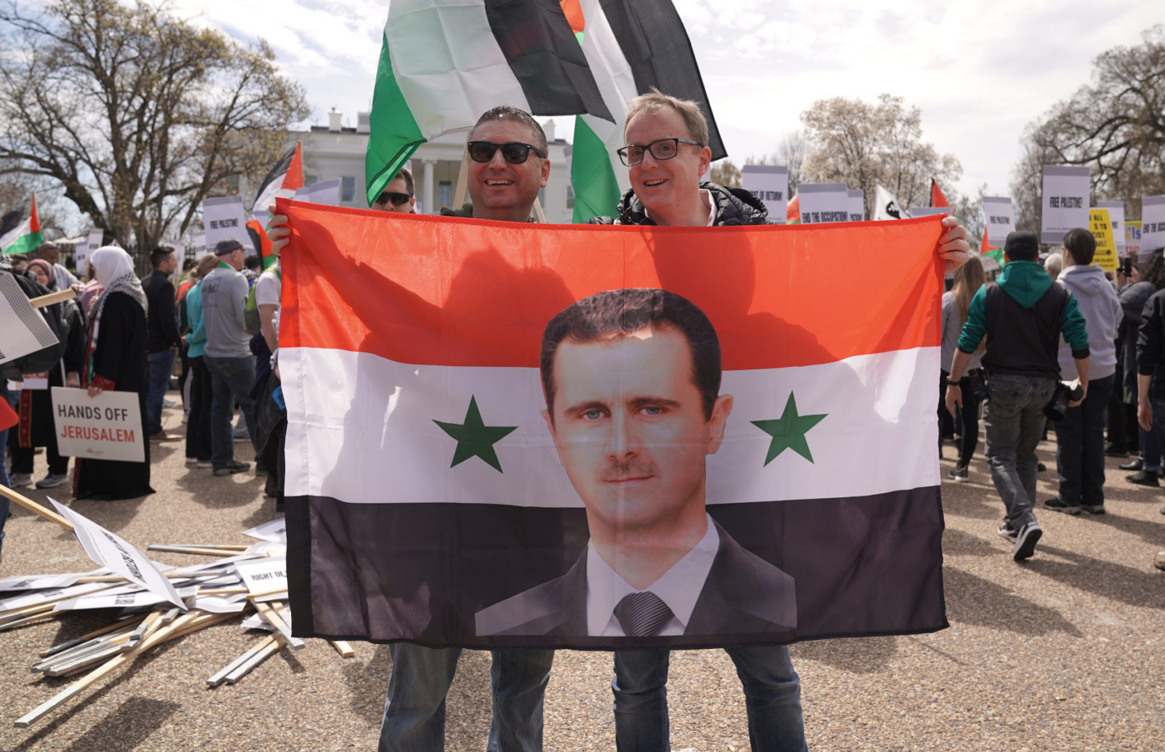 Supporting dictators is not anti-imperialism