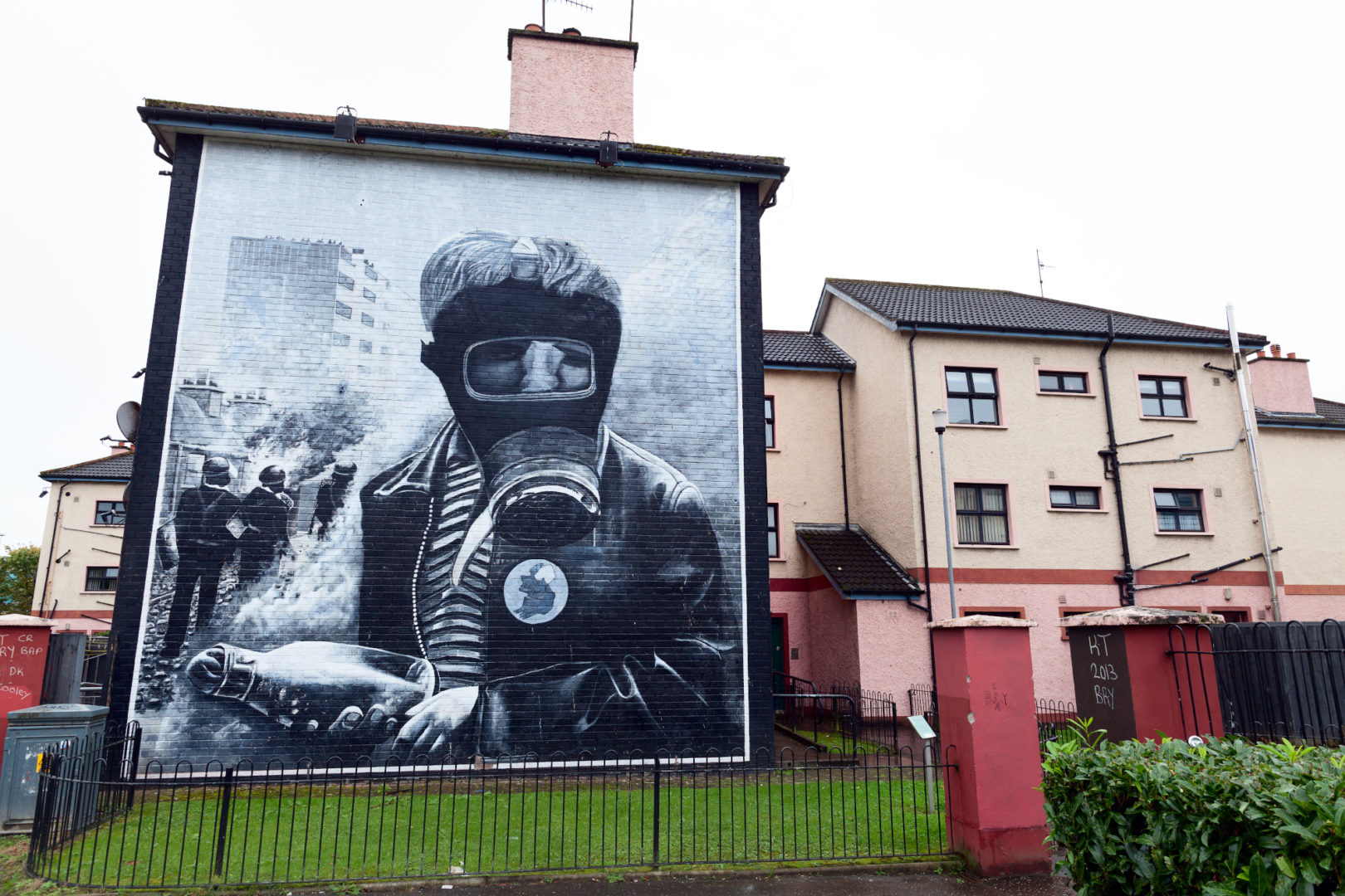 The civil resistance campaign in Northern Ireland