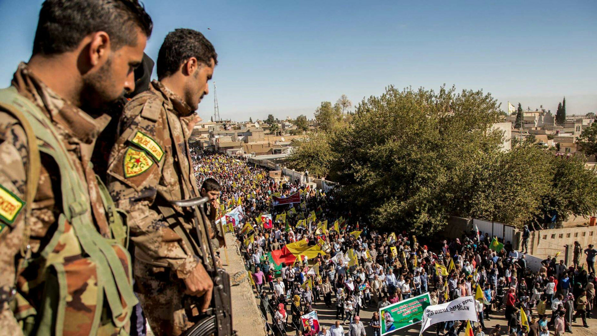 Rojava after Rojava